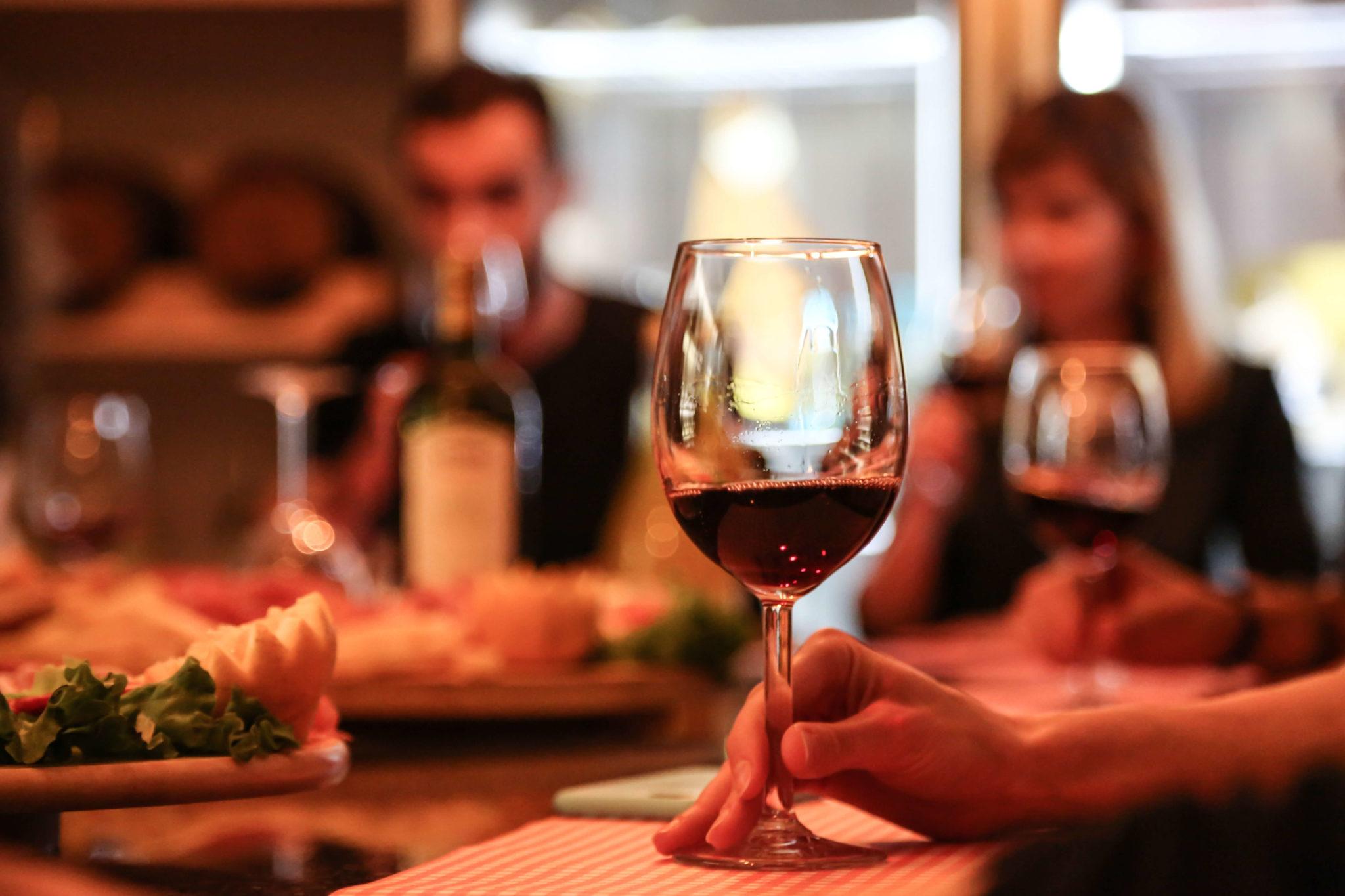 Valpolicella wine tasting