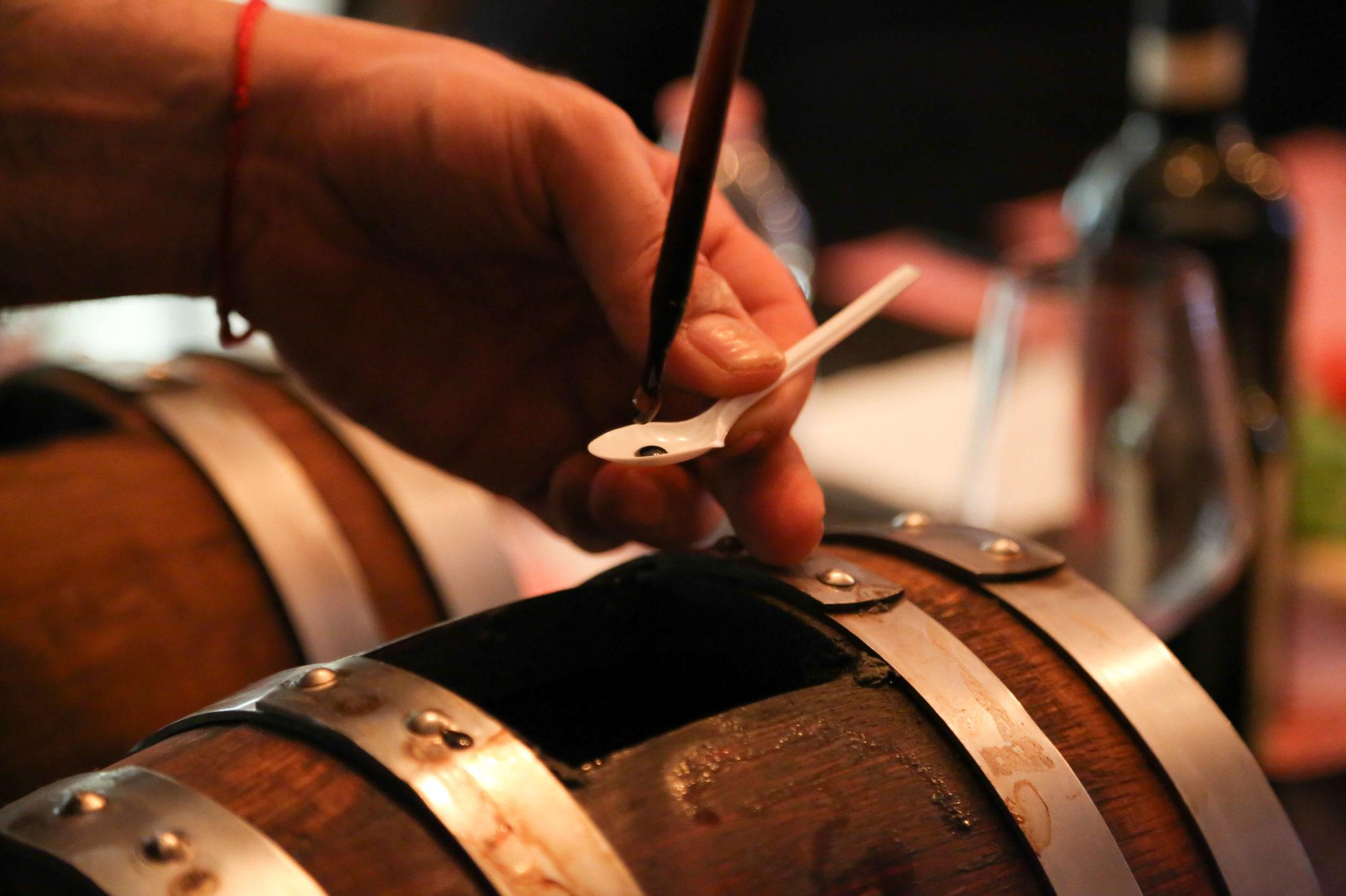 Black gold: Traditional Balsamic Vinegar
